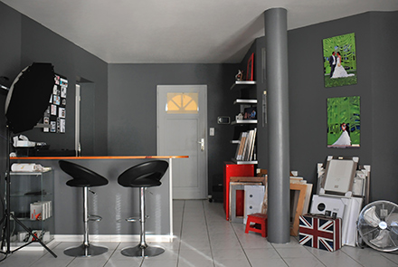 pr sentation de l 39 espace et studio photo lyon. Black Bedroom Furniture Sets. Home Design Ideas