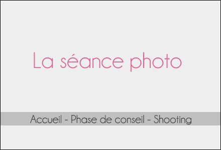 déroulement d'un shooting photo en studio à Lyon